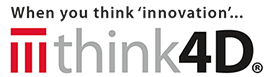 think4D Inc. logo