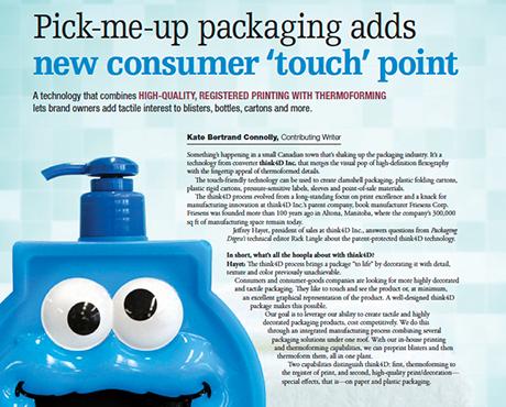 Cookie Monster Packaging