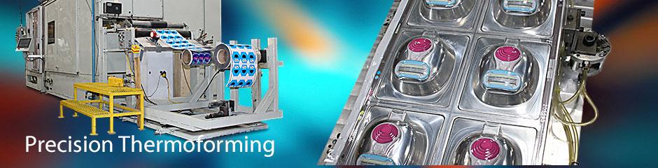 precision thermoforming
