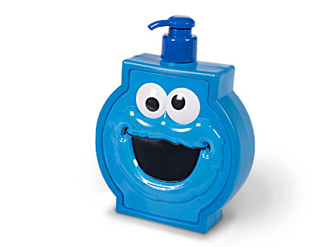 cooking monster soap dispenser
